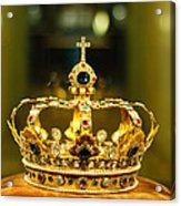 Kingdom Acrylic Print by Syed Aqueel
