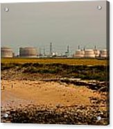 Kingsnorth Power Station Acrylic Print