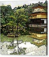 Kinkaku-ji Kyoto Acrylic Print