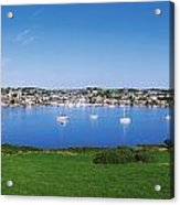 Kinsale, Co Cork, Ireland Boats And Acrylic Print