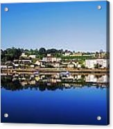 Kinsale, Co Cork, Ireland Acrylic Print