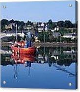 Kinsale Harbour, Co Cork, Ireland Acrylic Print