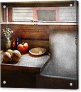 Kitchen - Sink - Farm Kitchen  Acrylic Print