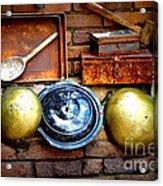 Kitchen Still Life Acrylic Print