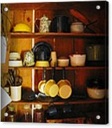 Kitchen Ware For Sale Acrylic Print