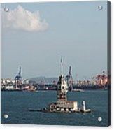 Kiz Kulesi - Leander Tower Istanbul Acrylic Print
