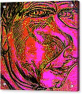 KJ Acrylic Print