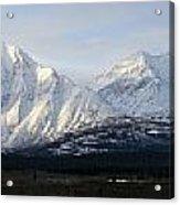 Kluane National Park, Yukon Acrylic Print