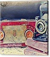 Kodak The Old Way Acrylic Print