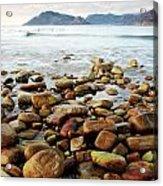 Kommetjie Beach Acrylic Print
