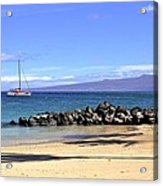 Kona Island Hawaii Acrylic Print