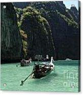 Krabi Island Thailand Acrylic Print