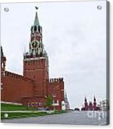 Kremlin 10 Acrylic Print