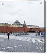 Kremlin 11 Acrylic Print