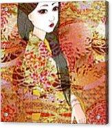 Kyoko Acrylic Print