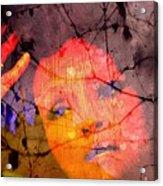La Chanteuse  Acrylic Print