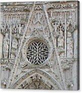 la Chapelle du Saint Esprit Acrylic Print