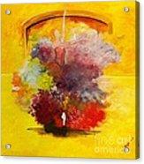 La Danza Dei Colori Acrylic Print