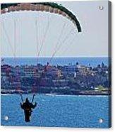 La Jolla Hang Glider  Acrylic Print