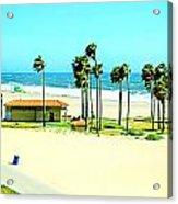 La Playa  Acrylic Print
