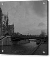 La Seine Dh 1 Acrylic Print