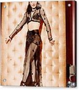 Lady Of Burlesque, Barbara Stanwyck Acrylic Print by Everett
