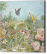Ladybug Acrylic Print by Dorothy Herron