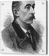 Lafcadio Hearn (1850-1904) Acrylic Print