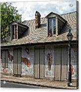 Lafittes Blacksmith Shop Bar New Orleans Acrylic Print