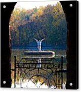 Lake Angel Acrylic Print