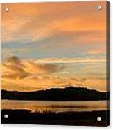 Lake Casitas Sunrise Acrylic Print