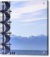 Lake Constance Friedrichshafen Acrylic Print