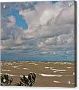 Lake Erie Storm 2368 Acrylic Print