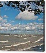Lake Erie Storm 2371 Acrylic Print