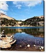 Lake Helen Reflections Acrylic Print