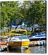 Lake Living 2 Acrylic Print
