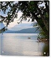 Lake Mcdonald Glacier National Park Montana Acrylic Print