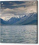 Lake Mcdonald Panorama Acrylic Print