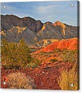 Lake Mead Recreation Area Acrylic Print