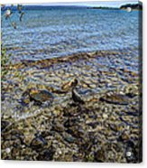 Lake Michigan 1 Acrylic Print