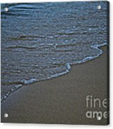 Lake Michigan Beach Acrylic Print