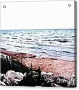 Lake Michigan Lll Acrylic Print