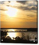 Lake Monona Acrylic Print
