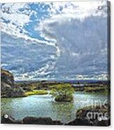 Lake Myvatn - Iceland Acrylic Print
