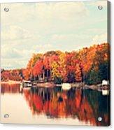Lake Norman North Carolina Acrylic Print