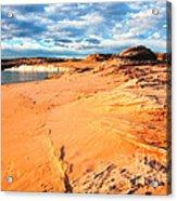 Lake Powell Serenity Acrylic Print