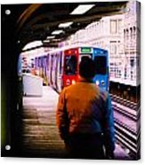 Lake Street Station Acrylic Print