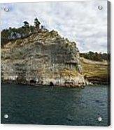 Lake Superior Pictured Rocks 27 Acrylic Print