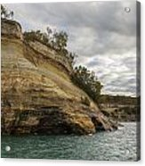 Lake Superior Pictured Rocks 53 Acrylic Print