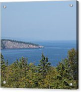 Lake Superior Shovel Point 2 Acrylic Print